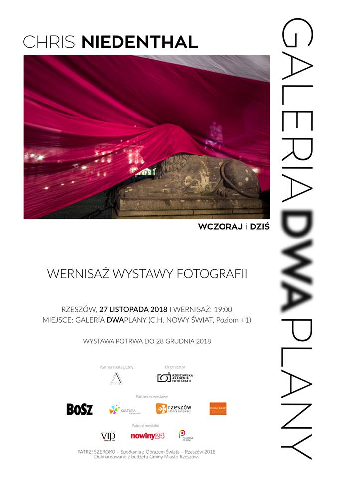 Galeria Dwa Plany Chris Niedenthal